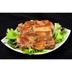 Ceafa de porc la gratar